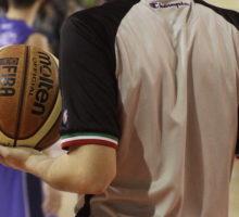Reale Mutua Basket Torino-GeVi Napoli Basket, designata la terna arbitrale