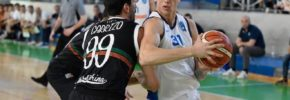 GeVi Napoli Basket, riconfermato Milosevic! L'ala: «È un'emozione unica»