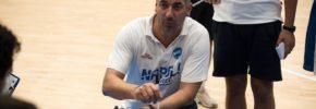 GeVi Napoli Basket, coach Lulli: «Siamo in linea con la nostra tabella di marcia»