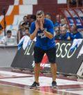 GeVi Napoli Basket, coach Lulli: «Nella ripresa siamo crollati fisicamente»