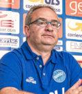 GeVi Napoli Basket, coach Sacripanti: «Servirà la partita perfetta»