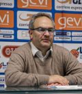 GeVi Napoli Basket, coach Sacripanti: «Sarebbe stato opportuno fermarsi»