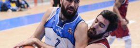 GeVi Napoli Basket-2B Control Trapani 62-49: le pagelle