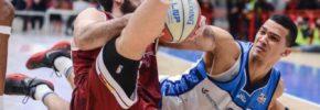GeVi Napoli Basket, senti Sandri: «L'atteggiamento è stato decisivo»