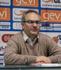 GeVi Napoli Basket, coach Sacripanti: «Vogliamo dimostrare solidità»