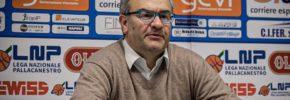 GeVi Napoli Basket, coach Sacripanti: «Dobbiamo lavorare per migliorare»