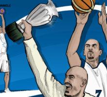 Morena disputerà la Serie C Silver con la Napoli Basket Academy!