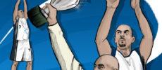La Napoli Basket Academy fa suo il derby contro il Flavio Basket Pozzuoli 71-42