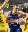 La GeVi Napoli Basket entra in lizza per Candussi: la situazione