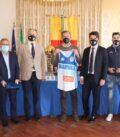 La GeVi Napoli Basket incontra il sindaco, Luigi de Magistris!