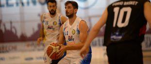 Super Forio Basket in gara-1 di finale playoff con Salerno (58-69)