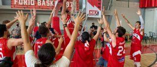 Il Forio Basket scrive la storia: è Serie B! Salerno crolla 75-60